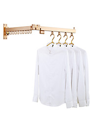 cheap -Aluminium Alloy Multi-function / Foldable / Multilayer Clothing Hanger, 1pc