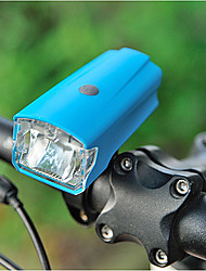 cheap -LED Bike Light Front Bike Light LED Mountain Bike MTB Bicycle Cycling Waterproof Super Brightest Safety Portable Rechargeable Battery USB 220 lm USB Daylight Camping / Hiking / Caving Cycling / Bike