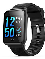 cheap -Q9 Smart watch Blood Pressure Heart Rate Sleep Monitor Fitness Trakcer Sport Men Women Bracelet for Android IOS