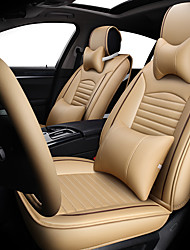 cheap -Car seat cover new four seasons general purpose leather linen comfortable breathable seat cushion/five seats/general motors seat cover