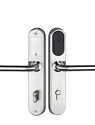 cheap -Hotel apartment management smart lock IC card mechanical key electronic lock cross-border hotel lock smart network lock