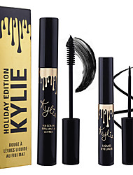 cheap -Mascara Pencil Eyeliner Wet Water Resistant / Waterproof Waterproof Kits Quick Dry Waterproof Christmas Christmas Gifts Wedding Party Halloween