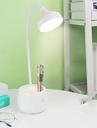 cheap -Desk Lamp Modern Contemporary USB Powered For Bedroom Study Room Office Plastic <36V