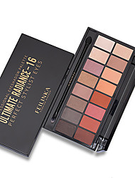 cheap -4 Colors Eyeshadow Eyeshadow Palette Matte Shimmer EyeShadow Women lasting Long Lasting Uneven Skin Tone Daily Makeup Party Makeup Cosmetic Gift