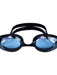 cheap -Swimming Goggles Anti-Fog No Leak For Adults' Polycarbonate PC N / A Silver