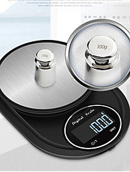 cheap -5kg/0.5g Kitchen Scale Electronic Precision Measure Tools Balance Digital Gram Cooking Food Glass LCD Display CX311-A05