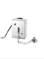 cheap -Power off/energizer release fire linkage release device electric door closer