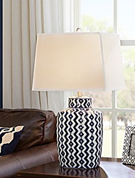 cheap -Modern Contemporary New Design Table Lamp For Bedroom / Study Room / Office Ceramic 220V