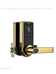 cheap -Indoor door code lock office apartment home intelligent electronic induction password electronic lock