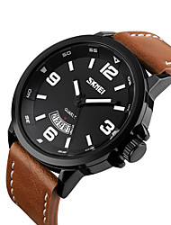 cheap -SKMEI®9115 Men Women Smartwatch Android iOS WIFI Waterproof Sports Long Standby Smart Calendar Dual Time Zones