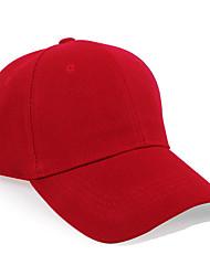 cheap -Visor Red Blue Khaki Fast Dry Breathability Adjustable Flexible Men's Women's Solid Colored Cotton