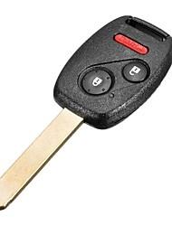 Недорогие -автомобильный Автомобильная цепочка ключей Брелоки Деловые пластик / Металл Назначение Honda Все года Odyssey / Civic / Accord Cool