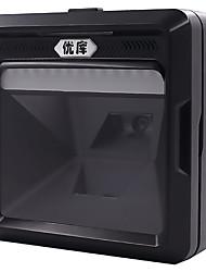 Недорогие -YK&SCAN MP8000 Сканер штрих-кода сканер USB 2.0 КМОП 2400 DPI