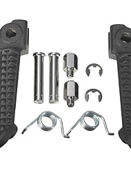 cheap -Front Footrest Foot Pegs For Yamaha YZF R1 R6 R6S 1999-2012
