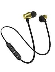 cheap -LITBest XT-11 Magnetic Bluetooth Earphone V4.2 Stereo Sports Waterproof Earbuds Wireless in-ear Headset with Mic for iPhone Samsung