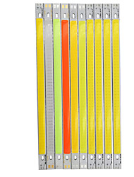 cheap -10pcs COB Bulb Accessory / Strip Light Accessory Aluminum LED Chip for DIY LED Flood Light Spotlight