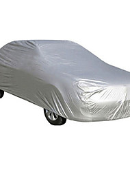 cheap -Universal UV Waterproof Full Car Cover Outdoor Auto Sun Protection Covers