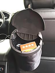 cheap -Car Trash Bin Cans Folding Garbage Dust Holder Rubbish Cases Car Organizer Storage Bag
