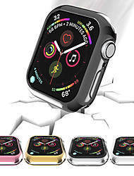 cheap -Case For Apple Apple Watch Series 4/3/2/1 Soft and Slim TPU Cover For Apple Watch Series 4
