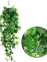 Недорогие -Искусственные растения Пластик Современный современный Цветы на стену 1
