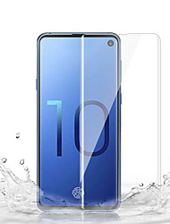 cheap -Case For S10 Plus S10 E 3D Full Cover Light Ray Soft Hydrogel Film For Samsung Galaxy S9 S10 S9 Plus S8 S8 Plus Screen Protector Film