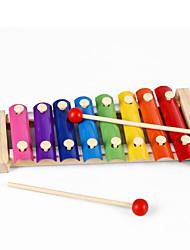 cheap -Tambourine Simple Unisex Kids Baby Toy Gift / Wood