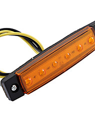 Недорогие -Гирлянда 12v 3w 44mm привела лампочки внутренний свет 561 562 563 для автомобиля боковой двери любезность