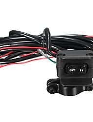 Недорогие -лебедка кулисный переключатель линия управления рулем предупреждение аксессуары ATV / UTV