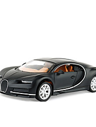 cheap -1:38 Toy Car Aluminum-magnesium alloy All