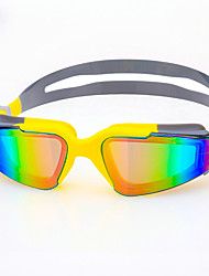 abordables -Lunettes de natation Portable Poids Léger Lunettes de natation Autres Polycarbonate Transparente