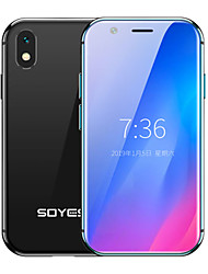 "cheap -SOYES XS 3 inch "" 4G Smartphone (3GB + 32GB 5 mp / 8 mp MediaTek MT6737T 1580 mAh mAh) / 854x480 / Dual Camera"