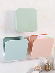 cheap -Bathroom Free Punching Free Switch Wall Hanging Waterproof Storage Box