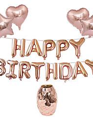 cheap -Holiday Decorations Holidays & Greeting Birthday Novelty Pink 1pc