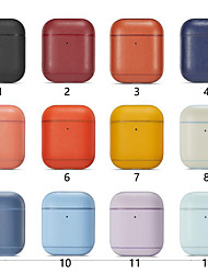 cheap -Case For AirPods Shockproof Headphone Case Soft