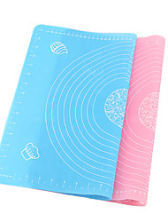 cheap -1pc Baking Mats & Liners New Design Square Silica Gel Baking & Pastry Tools For Cookie