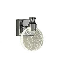 abordables -QINGMING® Cristal / Style mini LED / Traditionnel / Classique Chambre à coucher / Bureau / Bureau de maison Métal Applique murale 110-120V / 220-240V 6 W