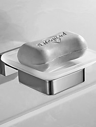 cheap -Soap Dishes & Holders Premium Design / Creative Contemporary / Modern Metal 1pc - Bathroom Wall Mounted