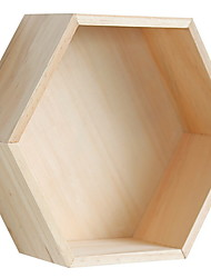 cheap -Storage Box Wooden Ordinary Accessory 1 Shelf Household Storage Bags