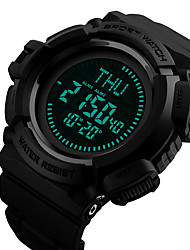 cheap -SKMEI®1300 Men Women Smartwatch Android iOS WIFI Waterproof Sports Long Standby Smart Chronograph Calendar Dual Time Zones