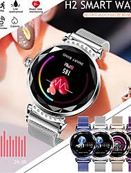 cheap -ST02 Smart Watch Women Fashion Heart Rate Monitor Smartwatch Lady Fitness Bracelet Pedometer Beautiful Comfortable Wear