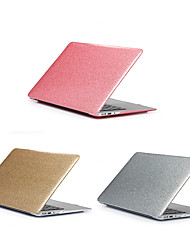 cheap -Glitter Cover Case For MacBook Pro Air 11-15 Computer Case 2018 2017 2016 Release A1989 / A1706 / A1708 With Touch Strip PVC Hard Shell
