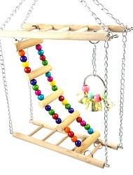cheap -Bird Perches & Ladders Pet Friendly Bird Wood 23 cm