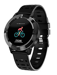 cheap -CF58 Smart Watch BT Fitness Tracker Support Notify & Heart Rate Monitor Compatible Samsung/Android Phones/Iphone