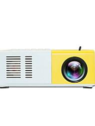Недорогие -J9 ЖК экран Проектор 30 lm Операцмонная система LINUX Поддержка / 720P (1280x720) / QVGA (320x240)