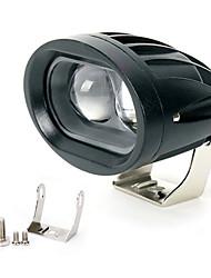 cheap -1pcs Car Light Bulbs 10 W 2 LED Headlamps For universal All years
