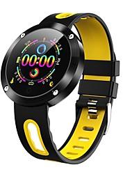 cheap -DM58 PLUS Bluetooth Bracelet 4.0 Blood Pressure H&R IP68 waterproof Activity Tracker Smart Band Gift For Friend