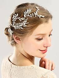 cheap -Women's Trendy Fashion Princess Imitation Pearl Solid Colored Polka Dot