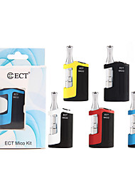 cheap -Original ECT Micro E-Cigarette Sets Preheating Portable Battery Sets For Adult
