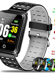 cheap -F3 Smart Bracelet 1.44 Color Screen Heart Rate Blood Pressure Monitoring GPS Track Movement IP68 Waterproof Health Smart Watch