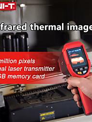 Недорогие -инфракрасный тепловизор uni-t uti80 tft жк-дисплей двойной лазерный инфракрасный тепловизор -30- 400 прибор для измерения температуры